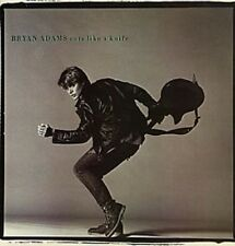 BRYAN ADAMS Cuts Like A Knife 1983 UK VINYL LP  EXCELLENT CONDITION