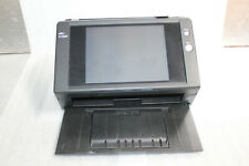 Fujitsu N7100 Sheetfed Scanner.  NO POWER SUPPLY or top paper guide tray @ H43