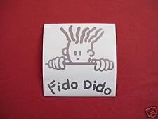 Fido Dido Decals/Stickers x2