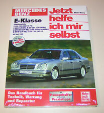 Reparaturanleitung Mercedes E-Klasse W 210 Diesel - ab 1995!