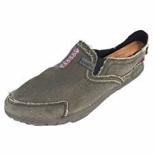 Cushe W Slipper II Canvas Slip On Loafers Shoes Women's Size 9