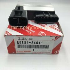 8958134041 GENUINE Toyota DRIVER, AIR INJECTION CONTROL 89581-34041 OEM