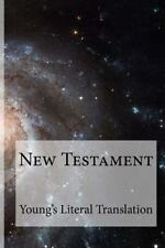 New Testament Young's Literal Translation, , Publishing, Bible Domain, Young, Ro