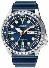 Citizen Promaster Diver 36mm Case Stainless Steel, Rubber Band, Men's Wristwatch - (NH8381-12L)