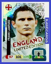 Adrenalyn XL UEFA EURO 2012 Panini FRANK LAMPARD Limited Edition