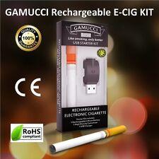 Gamucci Electronic E-Cigarette USB Kit 500 Puffs Cigalike Tobacco Flavour Vape
