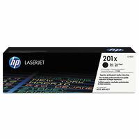 HP 201X (CF400X) High Yield Black Original LaserJet Toner Cartridge