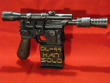 DL-44 Han Solo Blaster Pistol 3D printed Model Kit Star Wars Movie Prop Replica