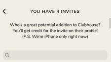 Clubhouse | Invito |