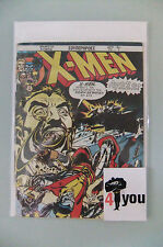 5.5 FN- FINE-  X-MEN  # 94  GREEK EURO VARIANT OWP YOP 1988