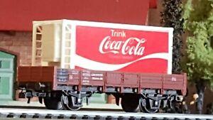 ROCO échelle HO Wagon de marchandises réf : 4303 A