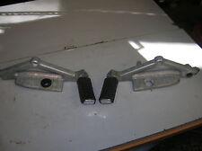 Coppia pedane posteriori con supporti per Honda CB 650 Nighthawk