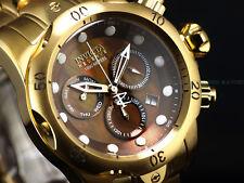 LATEST Invicta Reserve 52mm Venom Swiss Chrono Copper Tone MOP 18KGP 1000M Watch