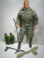 "Soldiers of the World 12"" 1:6 Vietnam USA Flame Gunner Action Figure Formative"