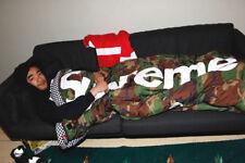 Supreme x The North Face Dolomite Sleeping Bag Nupste Blanket Box Logo hoodie