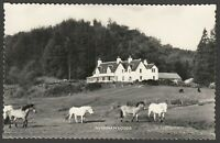 Postcard Inverinan Lodge Argyll Scotland RP