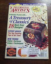 Decorative Artist'S Workbook ~ February 1997 ~ Tole Painting Magazine