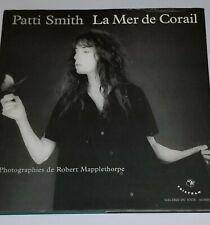 New listing Patti Smith Robert Mapplethorpe 1996 Hardcover Art Book Agnes B France Photo Vtg