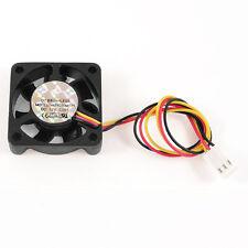 40mm x 10mm 4010 8.9 CFM 3Pins 12V DC Brushless Computer Cooling Fan BT