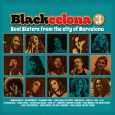 BLACKCELONA 3 - SOUL SISTERS FROM THE CITY OF BARCELONA - VARIOS [CD]