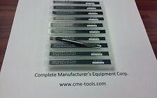 Spiral Point Taps 10pcs 10 24 Plug 2flute M2 High Speed Steel Spt 10 24 New