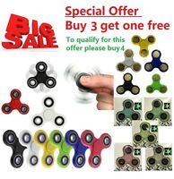 SPECIAL OFFER HAND SPINNER FIDGET TOY for ANXIETY ADHD STRESS RELIEF ADULTS