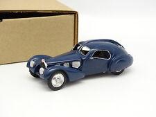 Autodin Kit monté Métal 1/43 - Bugatti 57 SC Atalante Bleue