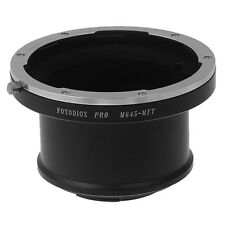 Fotodiox Pro Lens Adapter Mamiya 645 (M645) Lens to Micro Four Thirds