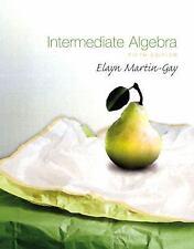 Intermediate Algebra by Elayn Martin-Gay (2008, CD-ROM / Paperback)