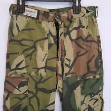 Vtg 80s Clarkfield Camo Cargo Hunting Pants Made in Usa Sz S 31 32