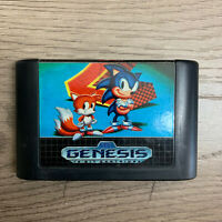 Sonic the Hedgehog 2 (Sega Genesis) Complete With Box, Manual And Poster