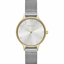 Skagen Women's Anita Steel Mesh Stainless Steel Watch SKW2340