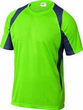 Polyester Basic Big & Tall T-Shirts for Men with Multipack