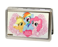 My Little Pony Sharing Kindness Metal Multi Use Wallet Business ID Holder New