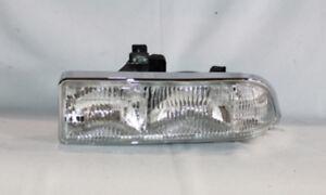 Headlight Assembly Left TYC 20-5238-00 fits Chevrolet Blazer / S10 1998-2004