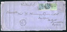 1 Block Width British Colonies & Territories Cover Stamps