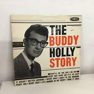 Buddy Holly - The Buddy Holly Story Vinyl Music Record (1959) #567