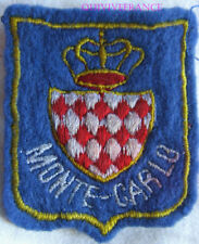 BG8291 - PATCH ECUSSON MONTE-CARLO