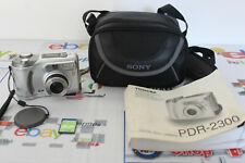 Toshiba PDR 2300 2MP Digital Camera 3x zoom lens