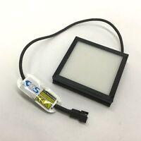 CCS Inc TH-63X60SW Backlight, Illuminated Area: 63mm x 60mm, Input: 24VDC 7.9W
