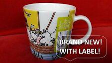 Moomin Mug Arabia SAILING WITH NIBBLING & TOOTICKY mumin becher moumine boy