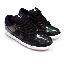 NEW Nike Men's SB Dunk Low TRD QS Galaxy Print 420 Sneakers 10 2017 DS AUTHENTIC
