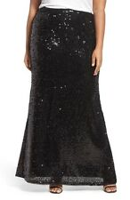 ADRIANNA PAPELL Sequin Skirt  (size 22W)