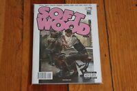 Soft Wood Vol 1 #1 Heavy Metal Comedy Comics Mag Alt Underground Adult Fantasy