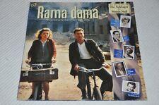 Bande Originale OST Rama Dama-Schlager L'heure zéro-disque vinyle 2lp