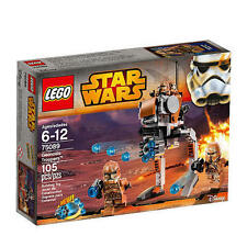 75089 GEONOSIS TROOPERS battle pack star wars lego NEW legos set SEALED misb
