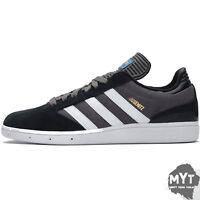 adidas Mens Sneakers Shoes Trainers Originals Busenitz Black Grey