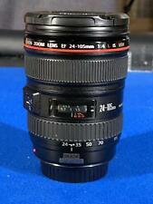 Canon EF 24-105 mm F/4L USM I Lens