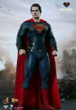 HOT TOYS 1/6 DC MAN OF STEEL MMS200 SUPERMAN MOVIE MASTERPIECE ACTION FIGURE