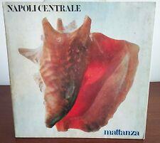 Napoli Centrale – Mattanza Lp 1976 1° Stampa Originale